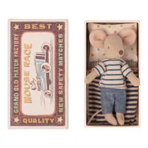big brother mouse maileg matchbox toulouse