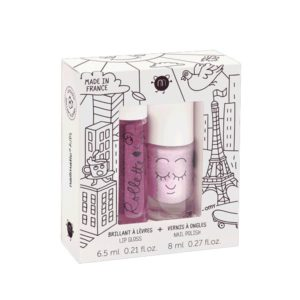 coffret rollette et vernis lovely city nailmatic